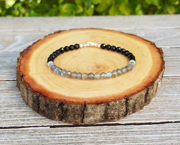 dainty empath protection bracelet
