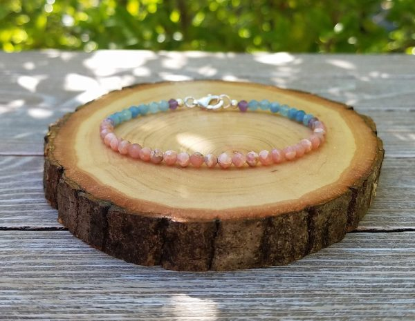 dainty fertility bracelet